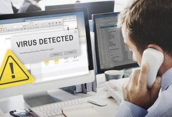 コンピュータウイルス対策