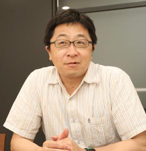 加藤 慶 氏